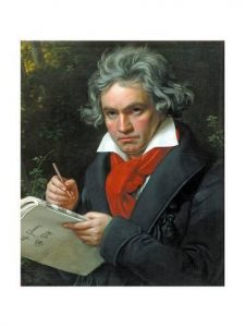 10 Obras de arte de Beethoven