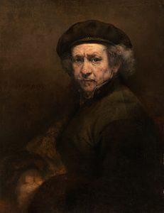 Obras Famosas Rembrandt
