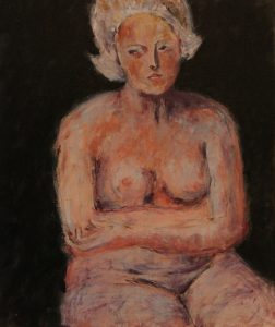 Obras de Picasso - La Bella Holandesa