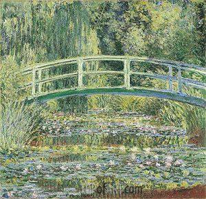 El Estanque de Ninfeas Monet