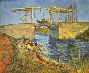 Van Gogh El Puente De Langlois