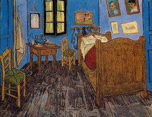 La Habitación De Arles- Van Gogh - 10 Obras de Arte