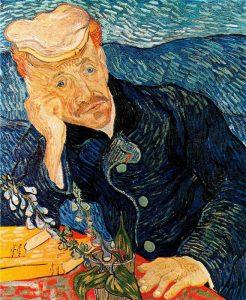 Van Gogh Retrato Del Doctor Gachet