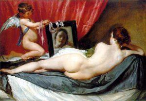 Venus del Espejo Velazquez 10 obras de arte