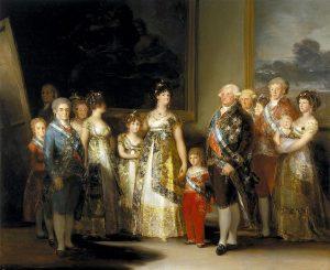 La Familia De Carlos IV Goya 10 Obras de Arte