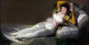 La Maja Vestida Goya 10 obras de arte