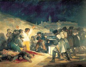 Los Fusilamientos Del 3 De Mayo Goya 10 obras de arte