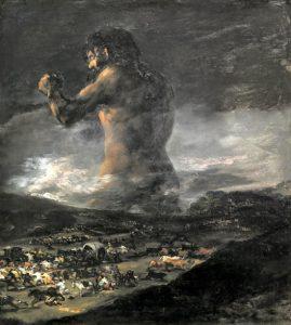 El Coloso Goya 10 obras de arte