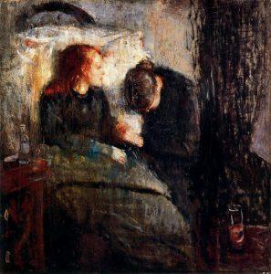 La Niña Enferma-1885/1886