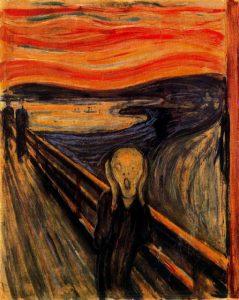El Grito Much 10 Obras de Arte