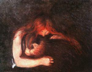 Amor y Dolor Munch