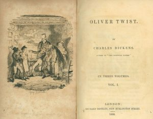 Oliver Twist Londres Dickens