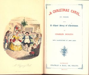 Canción de Navidad Dickens
