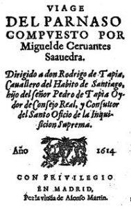 El viaje del Parnaso Cervantes 10 mejores obras
