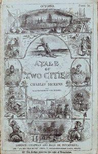Historia de dos ciudades Dickens