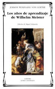 Los años de aprendizaje de Wilhelm Meister- Goethe