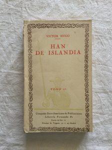 Hans de Islandia Victor Hugo