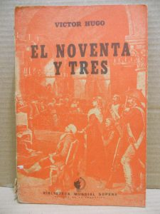 Noventa y tres Victor Hugo 10 obras de Arte