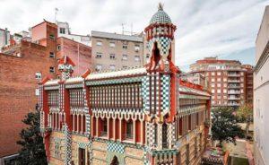 Casa Vicens - Gaudí - 10 Obras de Arte