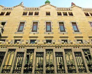 Palacio Güell - Gaudí