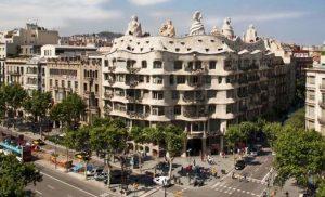 La Casa Milà - Gaudí