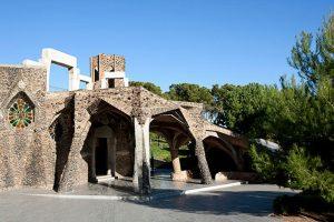 Cripta de la Colonia Güell - Gaudí