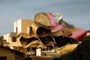 Hotel Bodegas Marqués de Riscal - Gehry