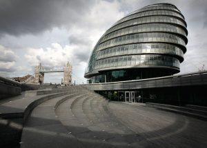 Ayuntamiento Londres - 10 Obras de Arte