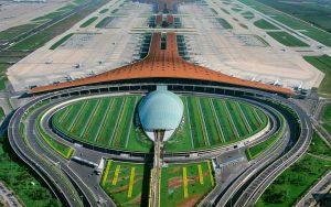 Aeropuerto de Beijing 10 Obras de Arte Arquitecto Norman Foster