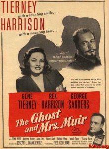 El Fantasma y la Señora Muir - 10 Mejores Peliculas de Mankiewicz