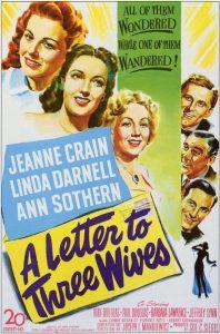 Carta a Tres Esposas-10 Mejores Peliculas de Mankiewicz