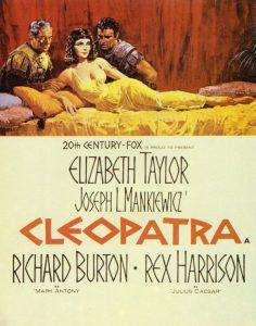 Cleopatra - 10 Mejores Peliculas de Mankiewicz