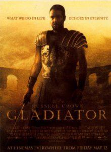 Gladiator Ridley Scott - 10 Obras de Arte