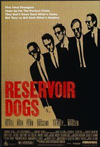 Reservoir Dogs - 10 Mejores Peliculas de Tarantino
