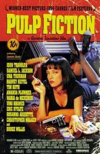 Pulp Fiction - 10 Mejores Peliculas de Tarantino