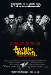 Jackie Brown - 10 Mejores Peliculas de Tarantino