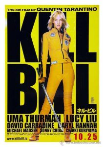 Kill Bill - 10 Mejores Peliculas de Tarantino