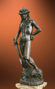 Obras de Donatello - David