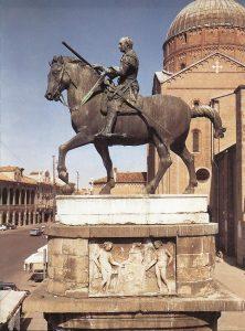 Gattamelatta - Obras de Donatello