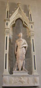 San Giorgio - Obras de Donatello