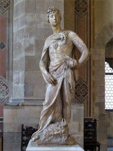 David - 10 Mejores esculturas y Obras de Donatello