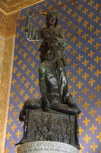 Judith y Holofernes - Obras de Donatello