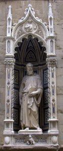 San Marcos- Obras de Donatello