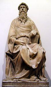 San Juan Evangelista - Obras de Donatello