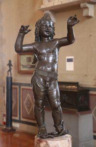 Atis-Amor Mejores esculturas de Donatello