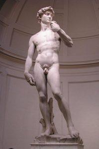 David - Obras de Michelangelo