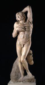 Esclavo Moribundo - Obras de Michelangelo