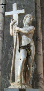 Cristo de la Minerva - Obras de Michelangelo