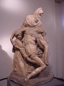 Piedad Florentina - Obras de Michelangelo