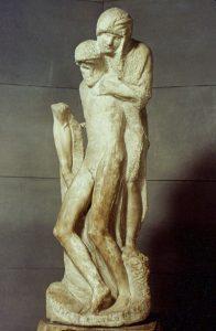 Piedad Rondanini - Obras de Michelangelo